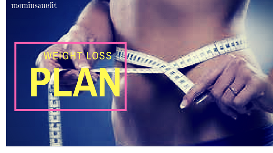 Weight Loss: The Plan graphic