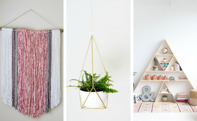 8 Easy DIY Home Decor Projects You Need To Try graphic